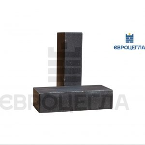 Облицовочный кирпич гладкий 250x105x65мм черный