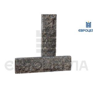Облицовочная плитка скала стандарт 250x65x20мм черная