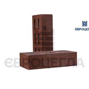 Облицовочный кирпич пустотелый гладкий 250x120x65мм шоколад