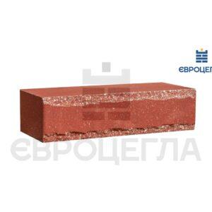 Облицовочный кирпич крымский 250x105x65мм красный