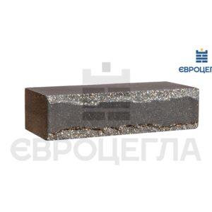 Облицовочный кирпич крымский 250x105x65мм черный