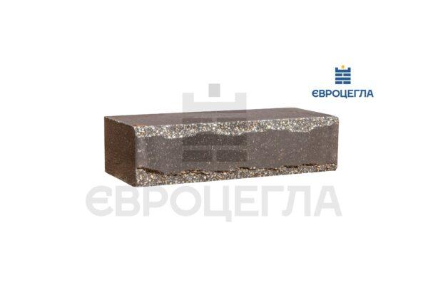 Облицовочный кирпич крымский 250x105x65мм графит