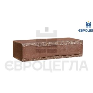 Облицовочный кирпич крымский 250x105x65мм коричневый