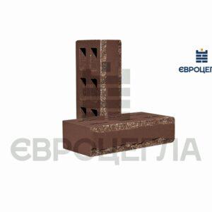 Облицовочный кирпич пустотелый крымский 250x120x65мм шоколад